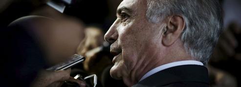 Brésil : Michel Temer, l'homme qui rêve de remplacer Dilma Rousseff