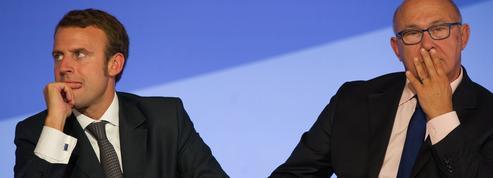 Michel Sapin : «Macron, c'est beaucoup de buzz...»
