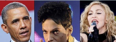 Obama,Spike Lee, Madonna... leurs hommages à Prince