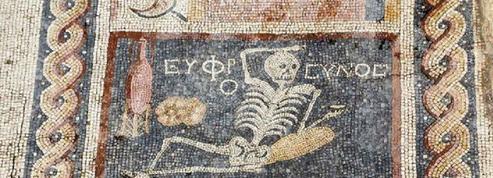 Une mosaïque retrouvée en Turquie livre ses joyeux secrets