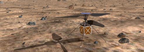 Le retour d'échantillons de Mars, un programme ambitieux et risqué