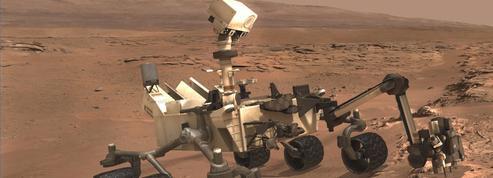 L'œil du futur rover martien de la Nasa sera français