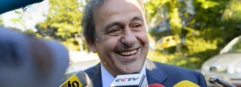 Michel Platini avant son passage devant le TAS: «Je vais gagner»