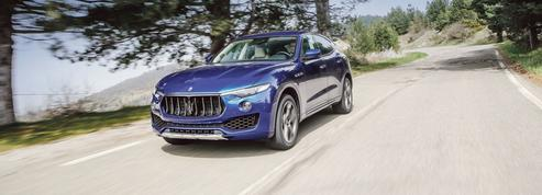 Maserati Levante, le Trident se pique au jeu