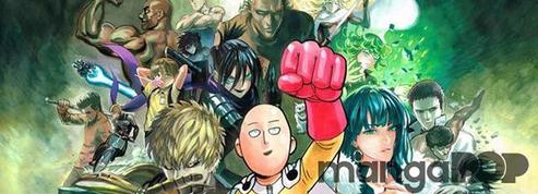 One Punch Man ,opération coup de poing