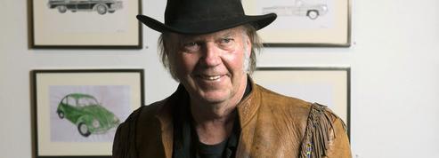 Neil Young, rocker nature garanti sans OGM