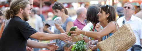 En pleine crise agricole, le marché du bio ne cesse de croître