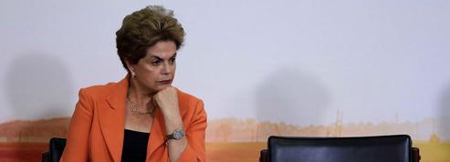 Au Brésil, les dernières heures de Dilma tournent à la «telenovela»