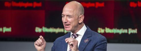 Amazon : le patrimoine du PDG a augmenté de 2.200 dollars par seconde depuis début 2016