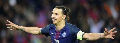 Bientôt une tribune «Zlatan Ibrahimovic» au Parc des Princes ?