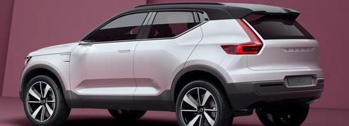 Volvo renouvelle ses compactes