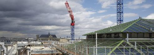 La Samaritaine, un chantier titanesque sur la Seine
