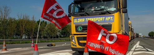 Loi travail: les routiers maintiennent la pression