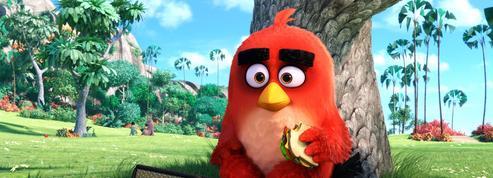 Angry Birds prend son envol au box-office américain