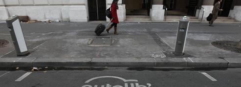 La pénurie de carburants profite à Autolib'
