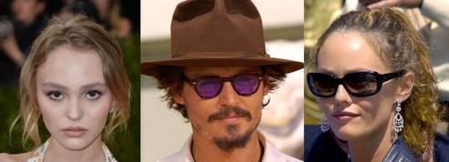 Vanessa Paradis et Lily-Rose Depp défendent Johnny Depp