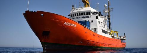 L'Aquarius ,le «bateau ambulance» qui sauve des vies en Méditerranée