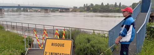 Inondations : ça va mieux en Ile-de-France, la crue est limitée en Normandie