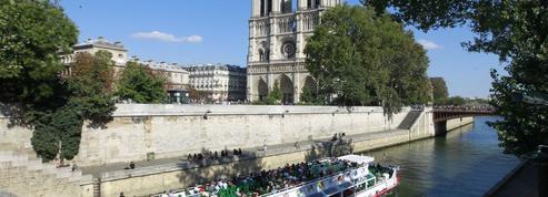 Paris vu des îles