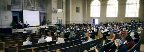 À San Francisco, d'irréductibles défenseurs des libertés repensent le Web