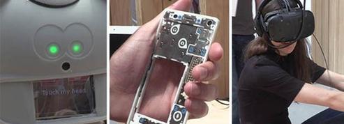 Cinq prototypes futuristes découverts au #FES2016