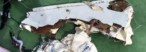 Crash d'EgyptAir : la deuxième boîte noire a été récupérée