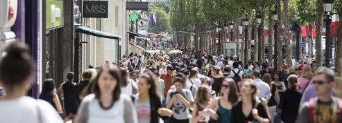 Boutiques, hôtels, restaurants: big bang sur les Champs-Élysées