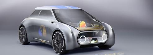 La MINI de demain, connectée, électrique et autonome