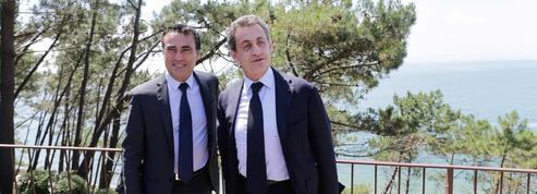 Sarkozy étrille Hollande, le «président qui se cache»