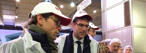 À Rungis, Geoffroy Didier défend «la France qui ne se plaint pas»
