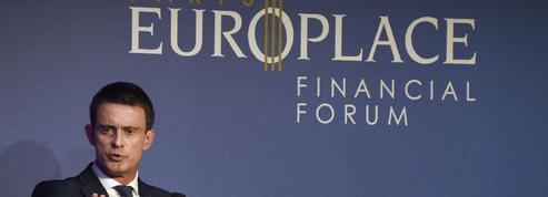 Brexit: Manuel Valls ose un coup de pouce fiscal à la finance française