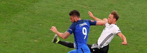 «Il y a plus de stress pour Allemagne-France que pour les résultats du Bac»