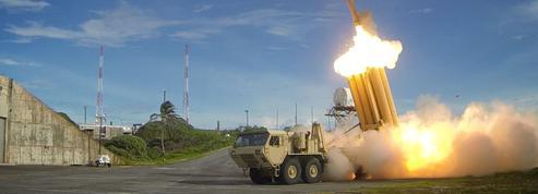 Washington déploie un bouclier antimissiles à la frontière nord-coréenne
