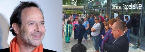 Marc Levy rejoint les rangs des 10.000 soutiens à la librairie Passion Culture