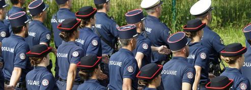 14 Juillet : les douanes à l'honneur sur les Champs-Élysées
