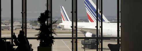Grève à Air France: huit vols sur dix assurés ce mercredi