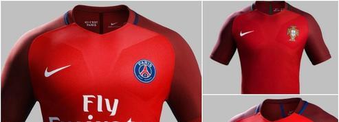 Le nouveau maillot du PSG est-il un simple copier-coller ?