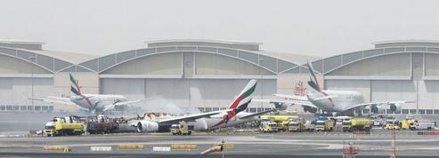 Réouverture de l'aéroport de Dubaï après l'accident d'un Boeing