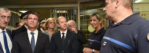 Prisons: Valls face aux dégâts causés par Taubira