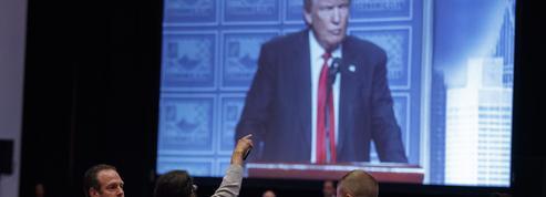 Les élites toujours en guerre contre Trump