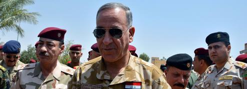 Sur le front de Mossoul, les tirs des djihadistes sifflent dans la poussière