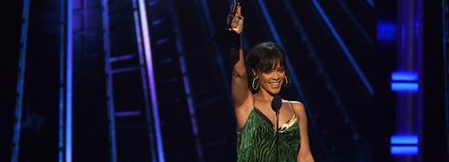 Rihanna mise à l'honneur lors des MTV Video Music Awards