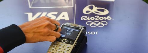 Visa lance une bague de paiement sans contact