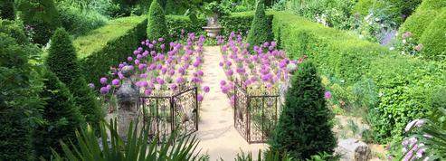 Le jardin Agapanthe, paysage «inventé» à deux pas de Rouen
