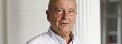 Alain Juppé: «Mon maître mot, c'est le rassemblement»