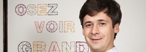 Nicolas d'Audiffret, l'artisan numérique