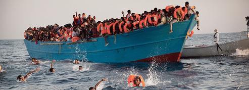 Libye: les vagues de migrants poussées au paroxysme