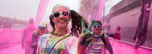 Mud Day, Color Run… L'ambiance festive des courses à thème, gage du succès