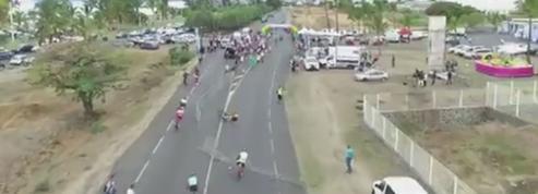 Tour de la Réunion : Le père d'un concurrent provoque volontairement un accident