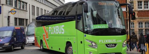 Premier ralentissement pour les bus Macron